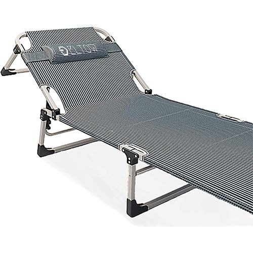 6. ELTOW Portable Folding Camping Cot