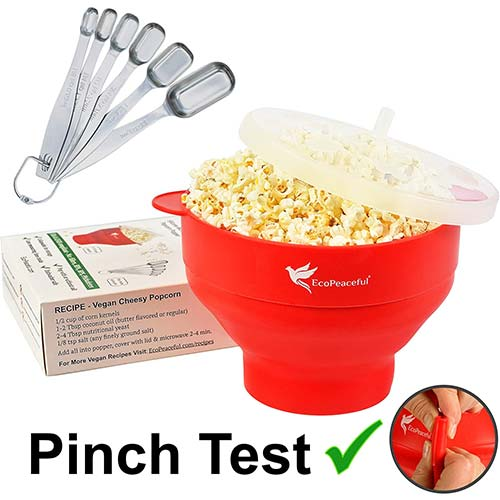 Top 10 Best Microwave Popcorn Poppers in 2020 Reviews