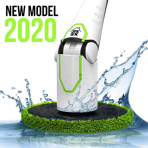 Top 10 Best Electric Spin Scrubbers in 2020 Reviews