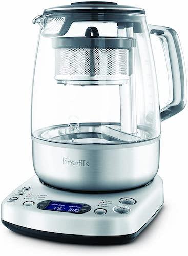 1. Breville BTM800XL One-Touch Tea Maker
