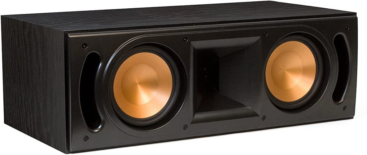 7. Klipsch RC-62 II Center Speaker