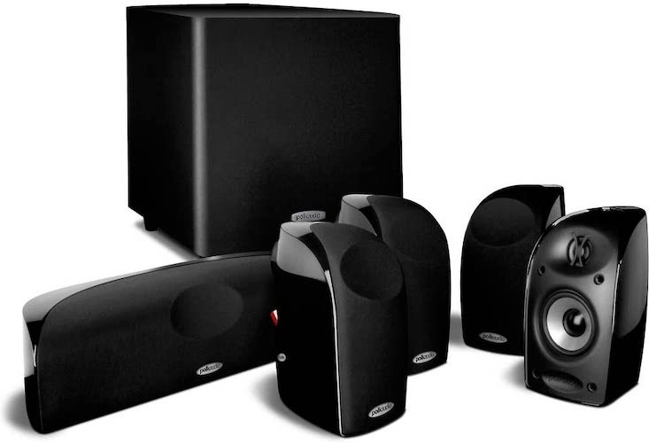 6. Polk Audio TL150 Speaker