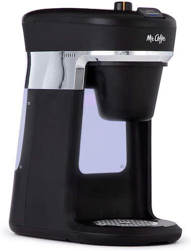 7. Mr. Coffee HotCup Single Serve/Pod Free Coffee Maker
