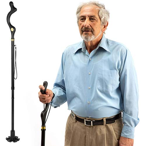 2. Walking Cane for Men and Walking Canes for Women - by medical king - Special Balancing – Cane