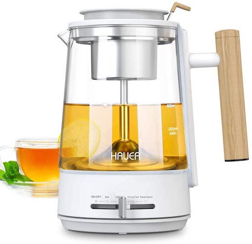 Top 10 Best Electric Tea Kettles with Infuser in 2020 Reviews