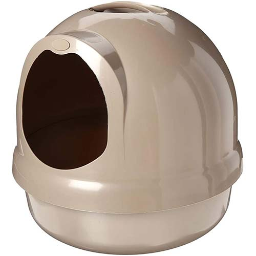 7. Petmate Booda Dome Litter Box