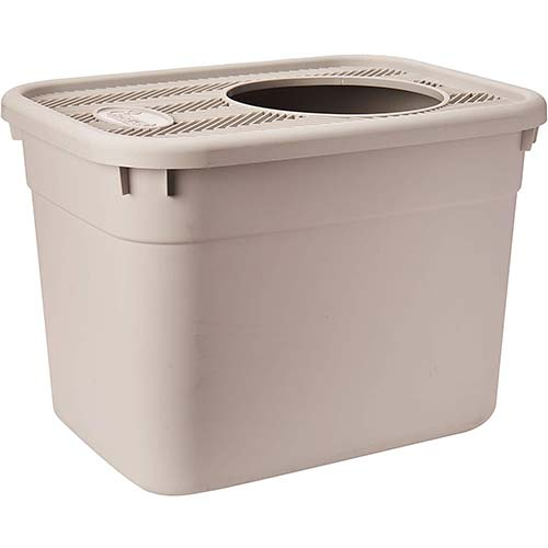5. Clevercat Top Entry Litterbox