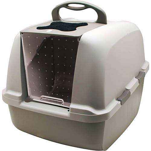 Top 10 Best Dog Proof Litter Boxes in 2020 Reviews