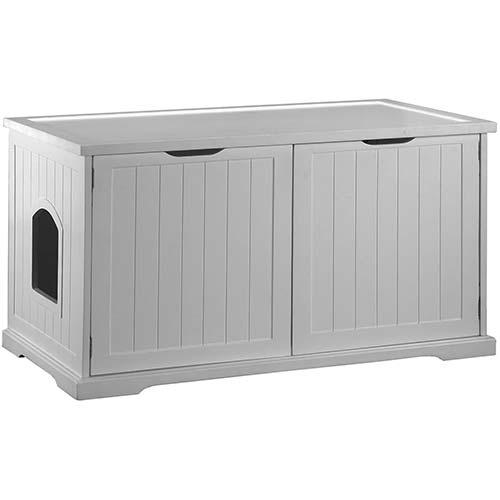 10. Cat Washroom Bench