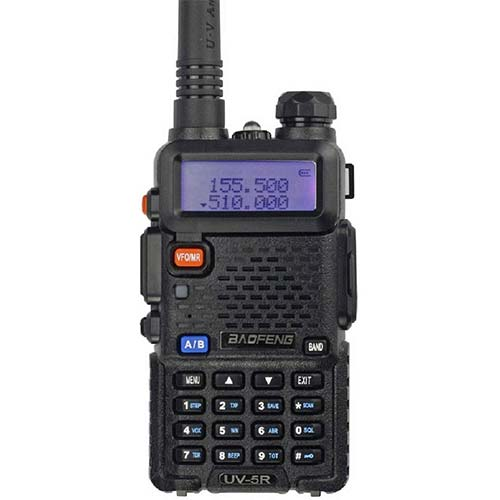 4. BaoFeng UV-5R Dual Band Two Way Radio