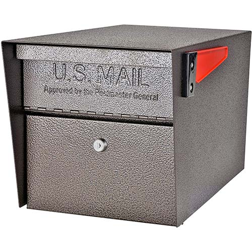 1. Mail Boss 7508 Curbside Mail Manager Security