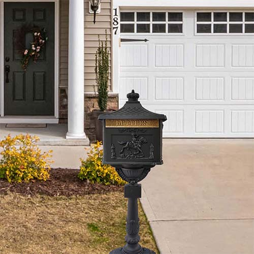 Top 10 Best Curbside Locking Mailboxes in 2020 Reviews
