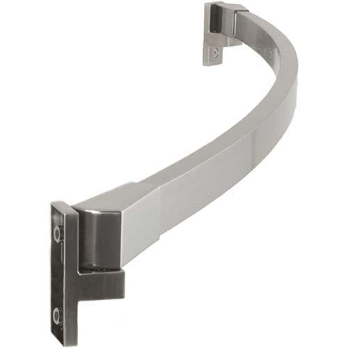 9. Preferred Bath Accessories 112-5BN-A Curved Shower Rod