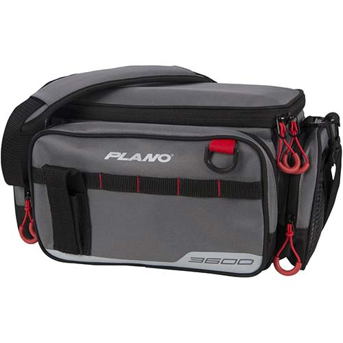 1. Plano PLAB36111 Weekend Series3600 Size Tackle Case