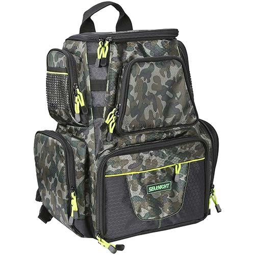 6. SeaKnight Waterproof Outdoor Tackle Bag