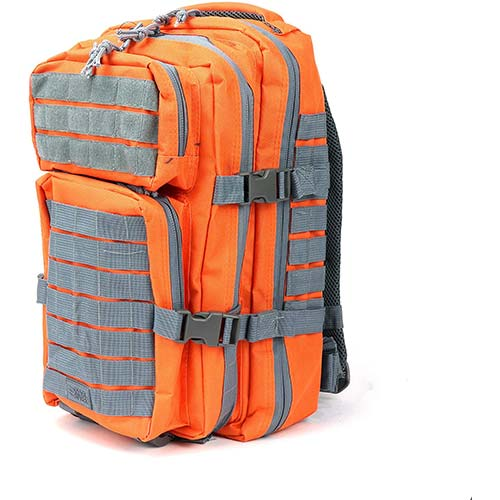 4. OSAGE RIVER Fishing Backpack, Tackle and Rod Storage
