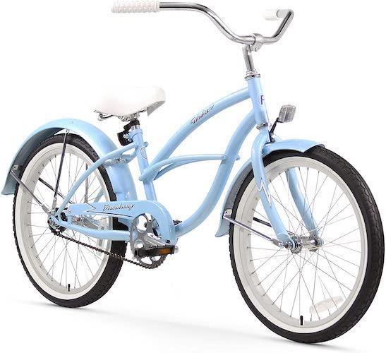 6. Firmstrong Urban Girl Single Speed Beach Cruiser Bicycle