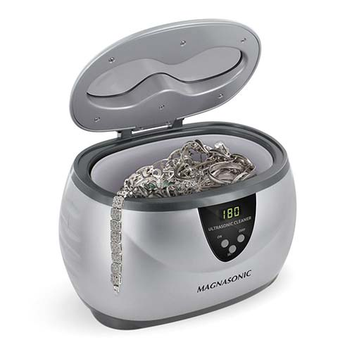 2. Magnasonic Professional Ultrasonic Jewelry Cleaner