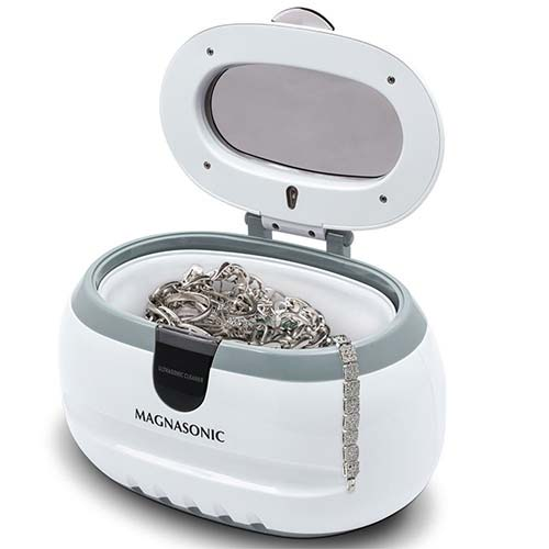 8. Magnasonic Professional Ultrasonic Jewelry Cleaner Machine
