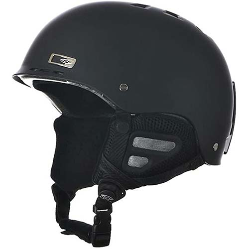 7. SMITH Optics Unisex Adult Holt Snow Sports Helmet