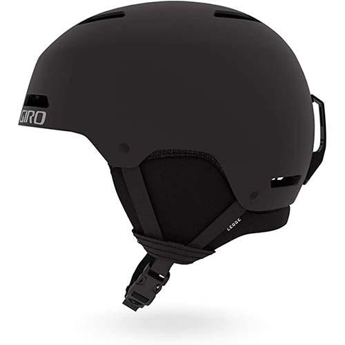 2. Giro Ledge Snow Helmet
