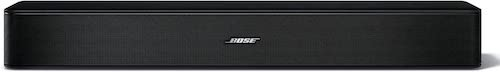 7. Bose Solo 5 TV Soundbar Sound System with Universal Remote Control