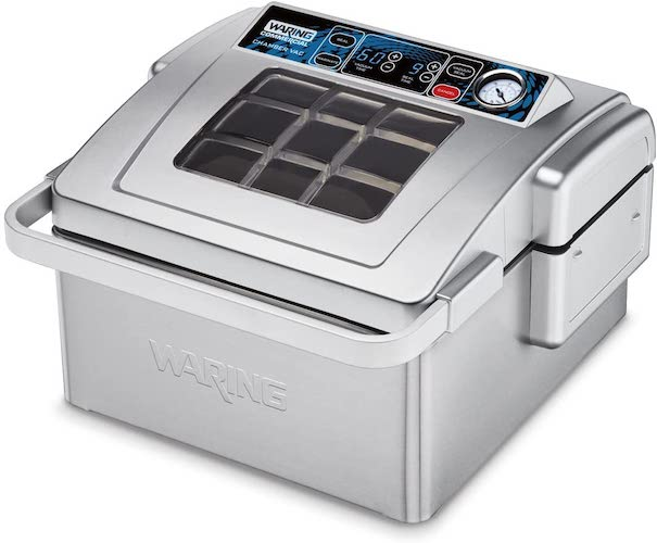 2. Waring Commercial WCV300 Vacuum Sealer