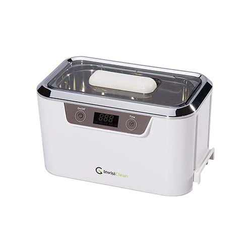 6. InvisiClean Professional Ultrasonic Cleaner Machine for Jewelry