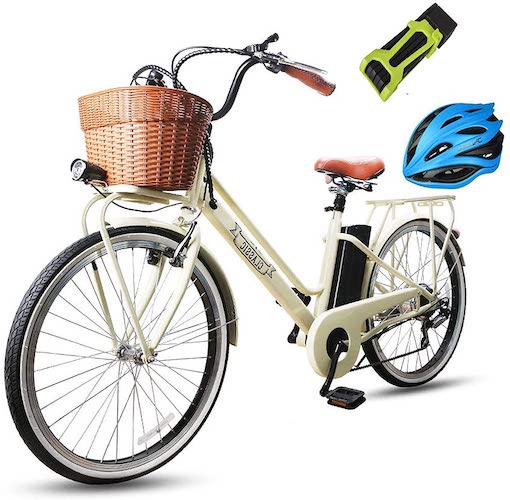 Top 8 Best Rated Electric Bikes under 1000 in 2020 Reviews