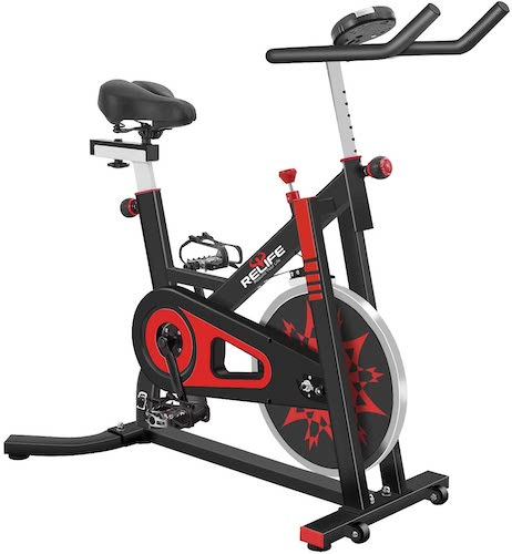 5. Exercise Bike Indoor Cycling Bike Stationary Bicycle