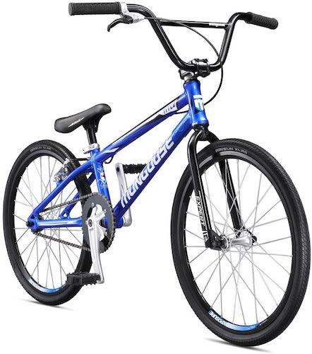 3. Mongoose Title Micro, Mini, Junior, Pro and Expert BMX Race Bike