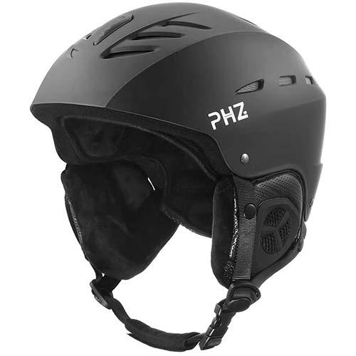 3. PHZ. Ski Helmet, Snowboard Helmet