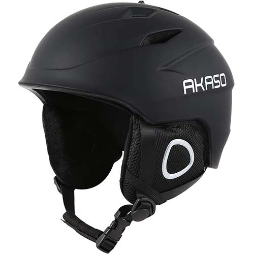 4. AKASO Ski Helmet, Snowboard Helmet