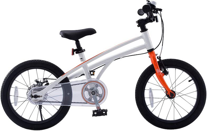 10. RoyalBaby H2 Super light Alloy Kids Bikes in 14, 16, and 18 inch sizes