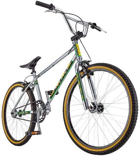 9. Schwinn Predator Team 24 Freestyle BMX Mens Bike