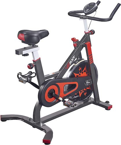 1. VIGBODY Exercise Bike Indoor Cycling Bicycle Stationary Bikes