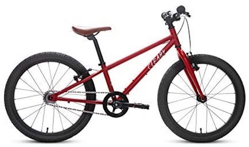 9.Cleary Bikes Owl 20 inch Kids Bike, Lightweight Single Speed Children's Bike