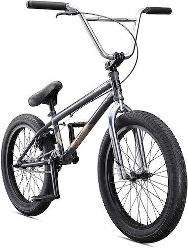 10. Mongoose Legion Freestyle BMX Bike Line for Beginner-Level to Advanced Riders