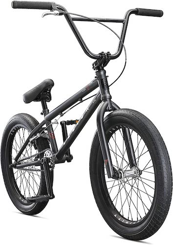 1. Mongoose Legion Freestyle BMX Bike Line for Beginner-Level to Advanced Riders