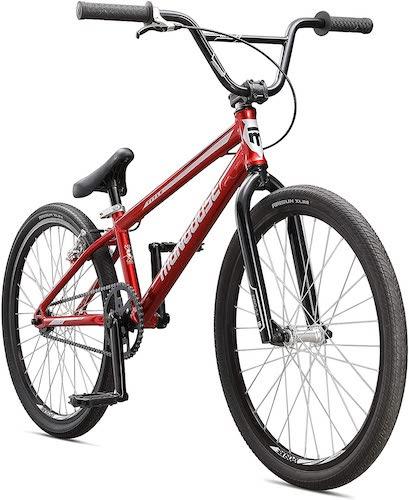 4. Mongoose Title 24 BMX Race Bike, 24-inch Wheels, Beginner or Returning Riders