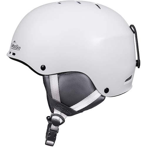 6. TurboSke Ski Helmet, Snowboard Helmet Snow Sports Helmet