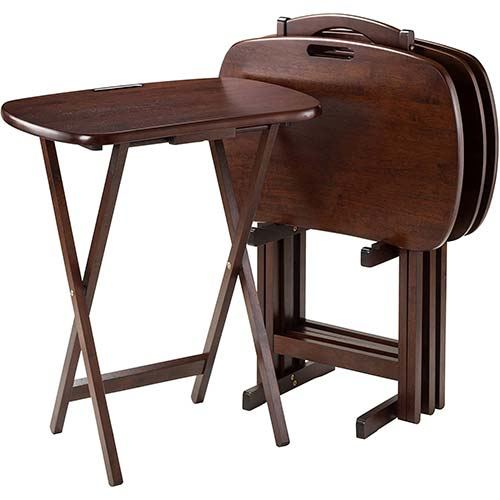 Top 10 Best Folding Tray Tables in 2021 Reviews