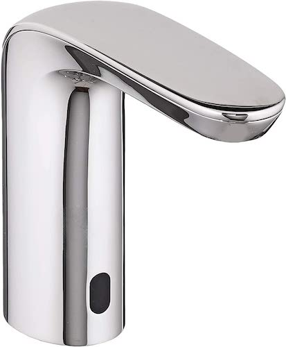7.American Standard 775B105.295 NextGen Selectronic Integrated Faucet, 0.5 gpm, Brushed Nickel