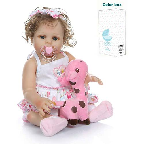 Top 10 Best Full Body Silicone Baby Dolls in 2020 Reviews