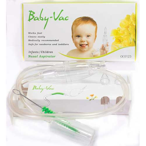 5. BABY-VAC Nasal Aspirator