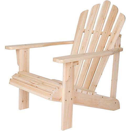 10. Shine Company Inc. 4611N Westport Adirondack Chair