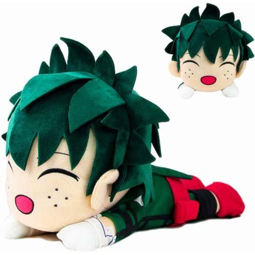 5. Araonstorm My Hero AcademiaIzuku Deku Cosplay Boys/Girls Plush Stuffed Doll Pillow Toys