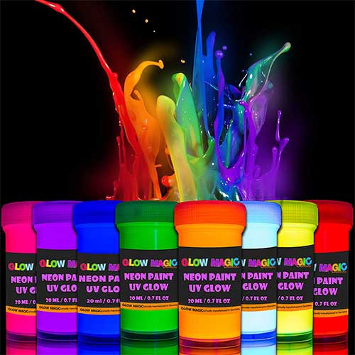 Top 10 Best Glow In The Dark Spray Paints in 2020 Reviews
