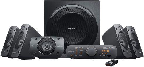 3. Logitech Z906 5.1 Surround Sound Speaker System