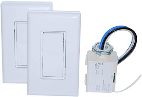 2. Three-Way Wireless Light Switch Kit